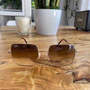 Rayban Women's Square Glasses